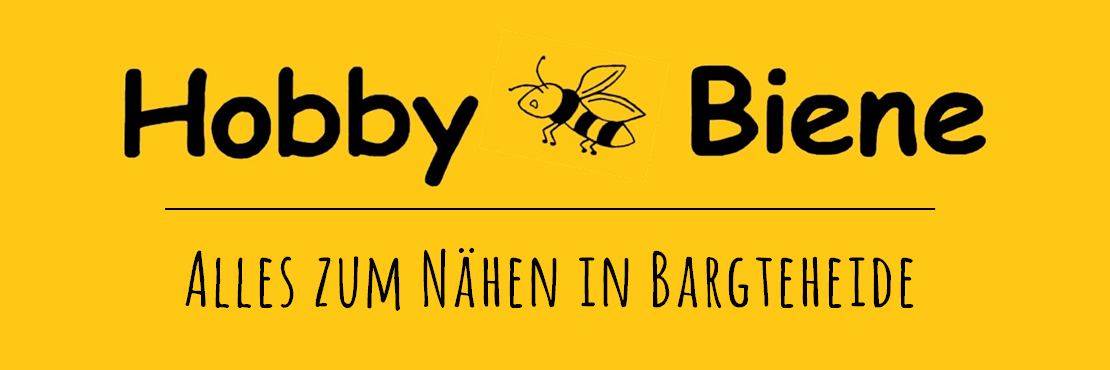 Hobby Biene – Alles zum Nähen