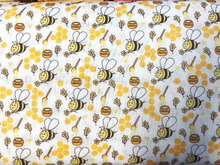Hobby Biene Baumwollstoffe
